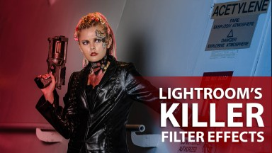 Lightroom's Killer Graduated and Radial Filters