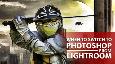 A Few Reasons to Switch to Photoshop from Lightroom
