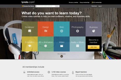 Web-Lynda
