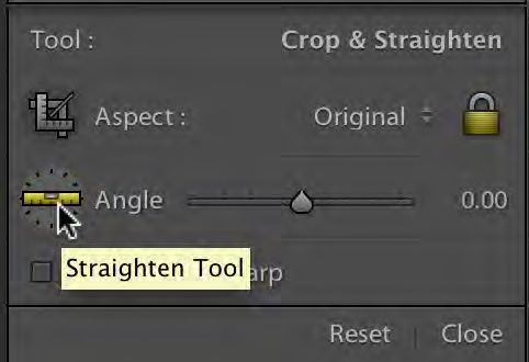 Straighten Rotate Or Flip A Photo In Lightroom Photofocus