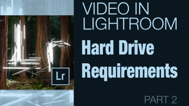 Hard Drive Requirements for Video