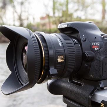 Canon 600D + Sigma 10-20mm f/3.5