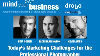 Mind Your Own Business — Today's Marketing Challenges for the Professional Photographer