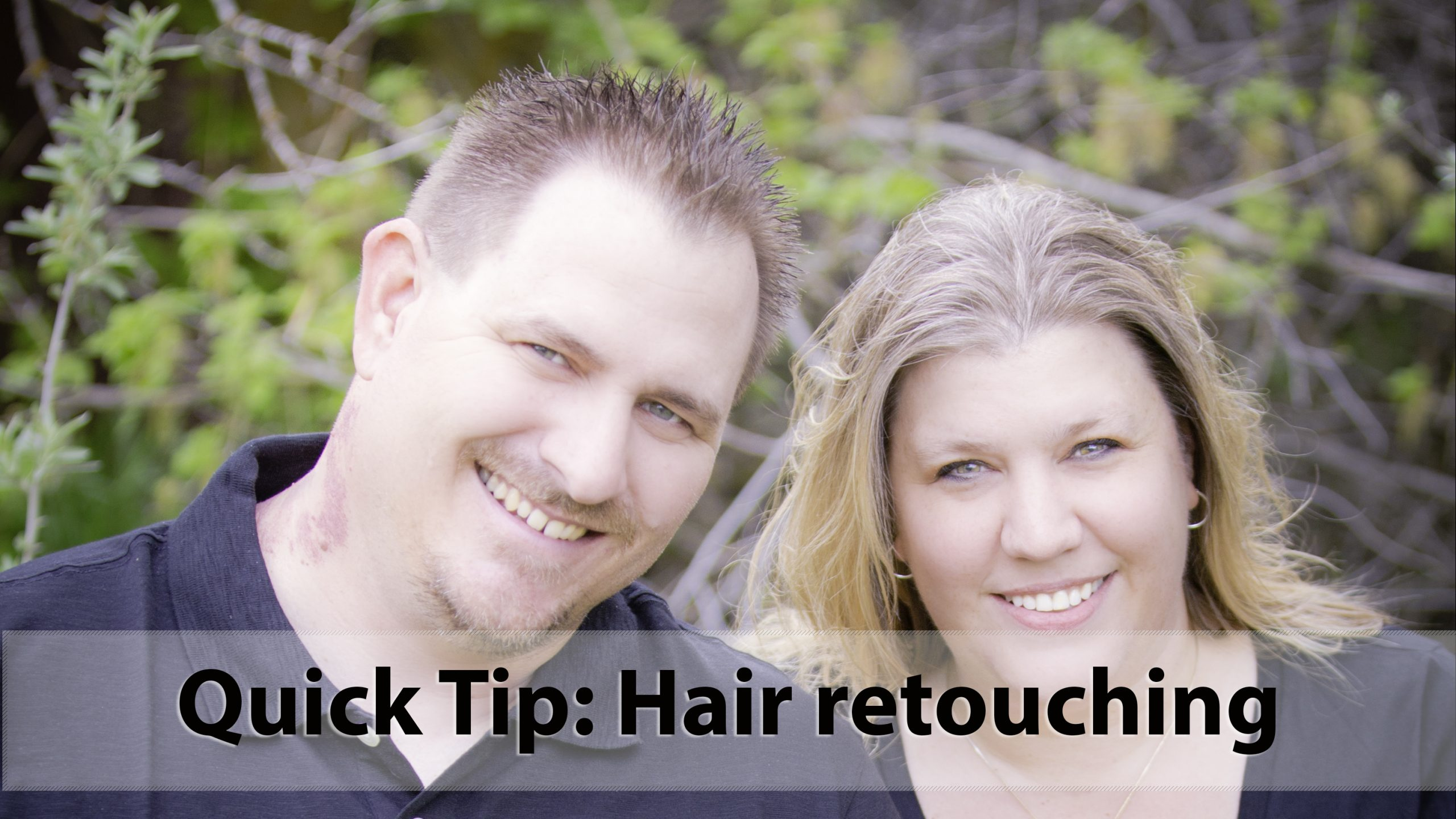 Quick Tip: How to touch up hair roots and regrowth