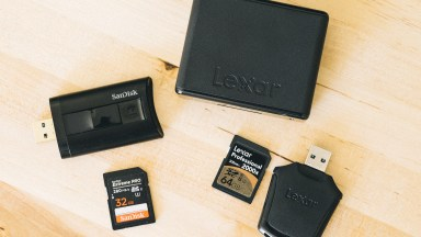 UHS-II SD-Card Speed Shootout – Memory for the Fujifilm X-T1