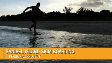 Sanibel Island Skim Boarding