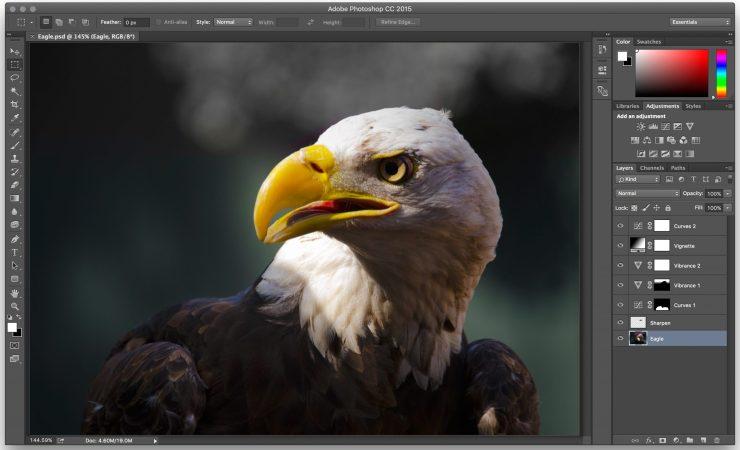 Photoshop CC001