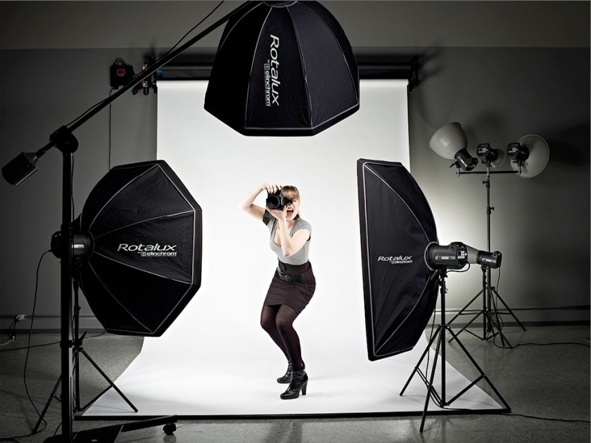 Elinchrom modifiers