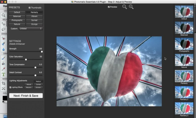 Photomatix Essentials for Photoshop Elements