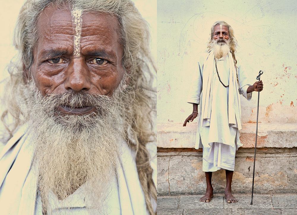 Brian Smith Portraits of Kathmandu Nepal