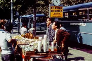Photo by Joseph Morrow ©1964 - Rome, Italy