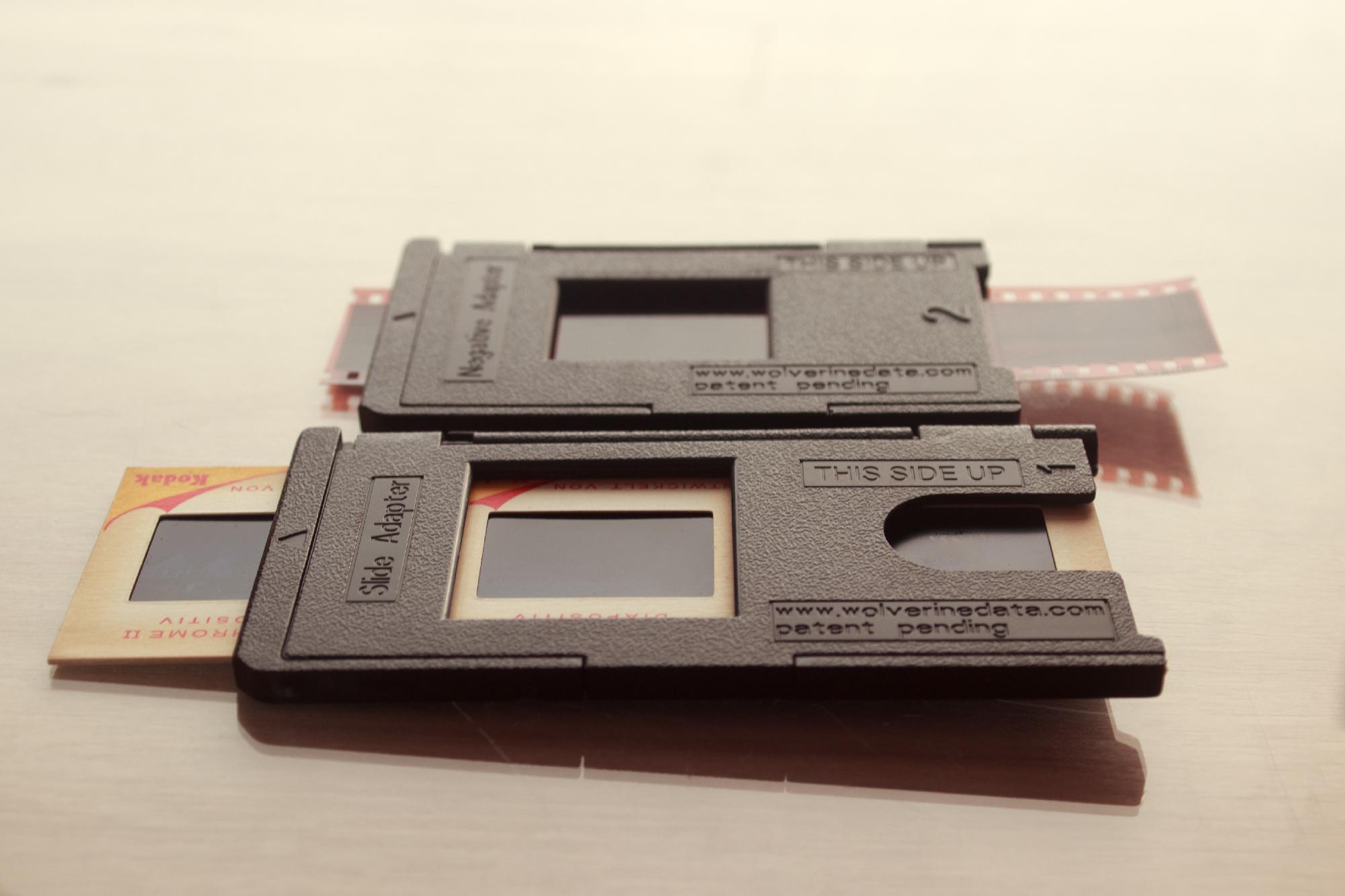 High-Resolution Jumbl 22MP Scanner //Digitizer Converts 35mm Negative Films