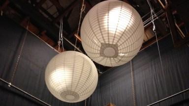 Lighting with China Balls