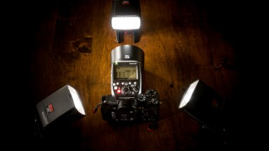 Canon 600 EX-RT Speedlites with Sony A7 Cameras?  Yongnuo to the Rescue