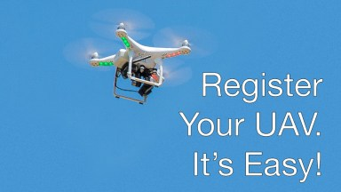 Registering a Drone is Easy
