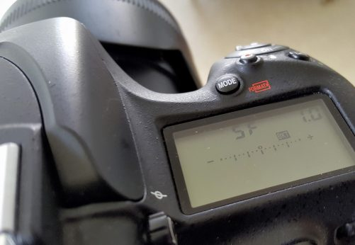 Camera Bracketing