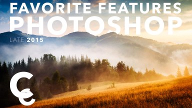 My Favorite New Photoshop CC Features (Late 2015 Release)