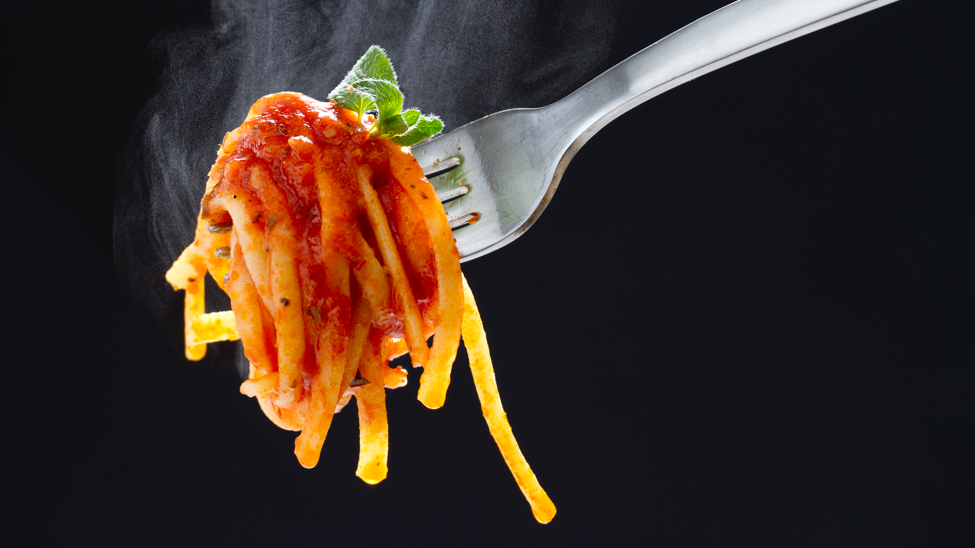 Behind the Scenes: Pasta on a Fork | Photofocus
