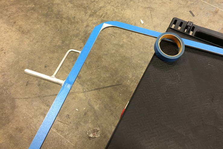 Blue Tape