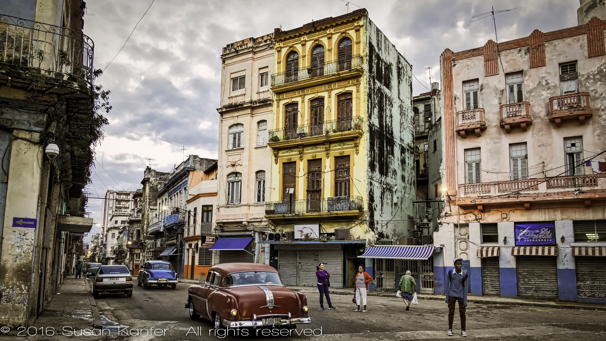 Photographing Cuba - cover
