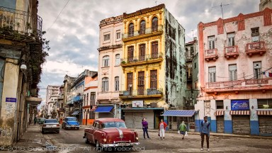 Street Photography in Cuba