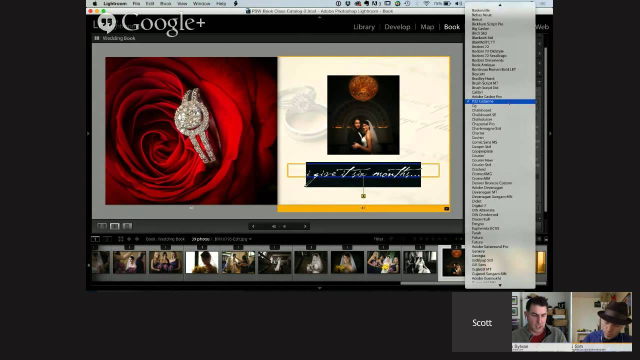Bodacious Book Layouts with Scott Kelby