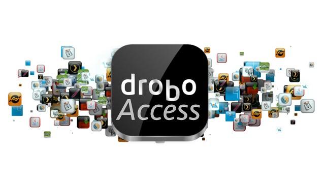 DroboAccess: Encrypted Connection to Remote NAS Drobos