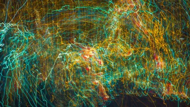 Long Exposures for Abstract Art