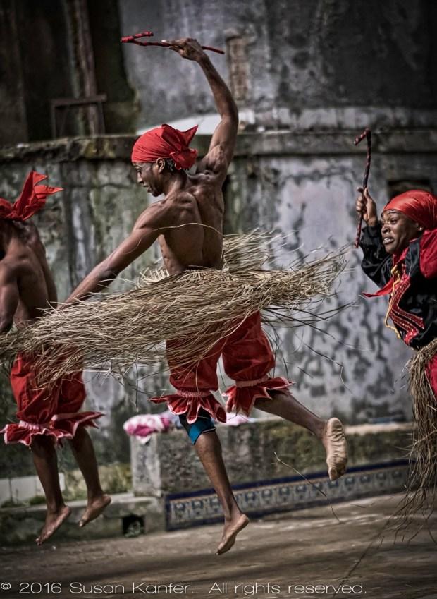 Cuba Dance Troupe 2