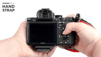 Win a Sony A7II and a SpiderLight Hand Strap
