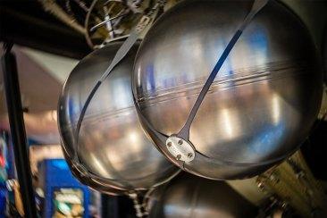 The Fuel Pods on Skylab- 5 Shot HDR