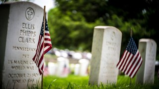 Low angle shots from Memorial Day