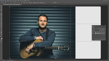 How to use Photoshop's new Content-Aware Crop Tool