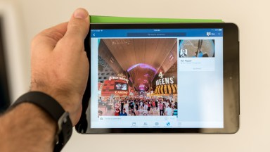 Immersive Panoramas right in your Facebook Newsfeed!