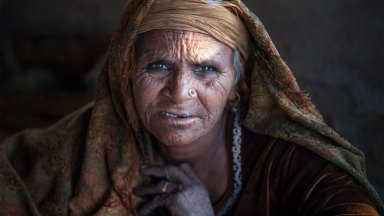 "Photographer of the Day: Sohail Karmani ""Old Village Lady"""