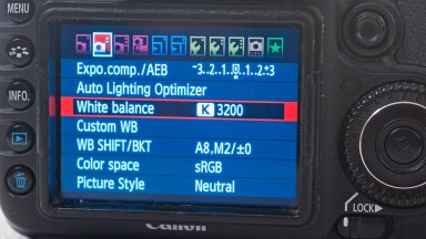 Understanding White Balance & Video