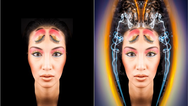 Fantasy Portrait: Alien Queen part 2
