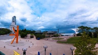 Creating a Panoramic Photo