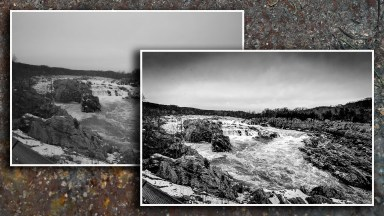 Creating Dynamic Black and White Images with Expanded Dynamic Range