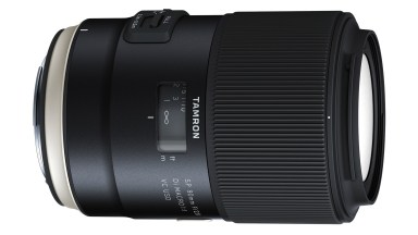 Quick Review: Tamron 90MM F/2.8 Macro VC Lens