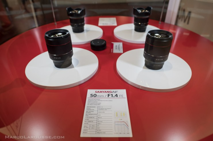 Samyang 50mm f1.4 AF