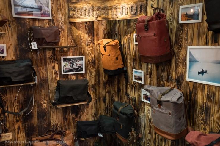 Compagnon Camera Bags
