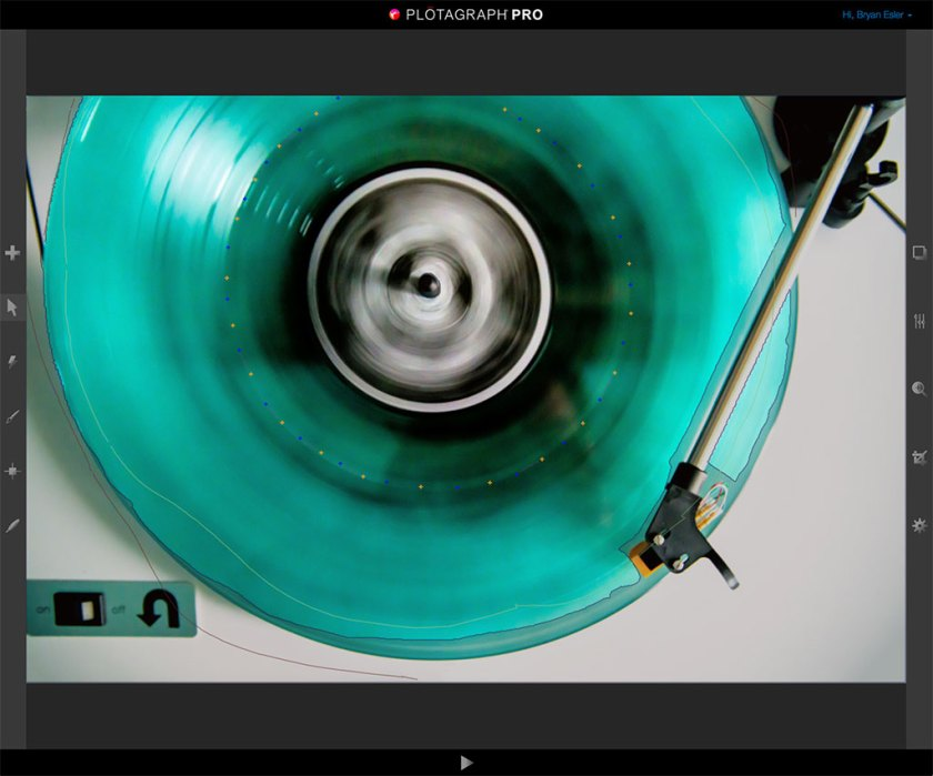 Creating Plotagraph Animation