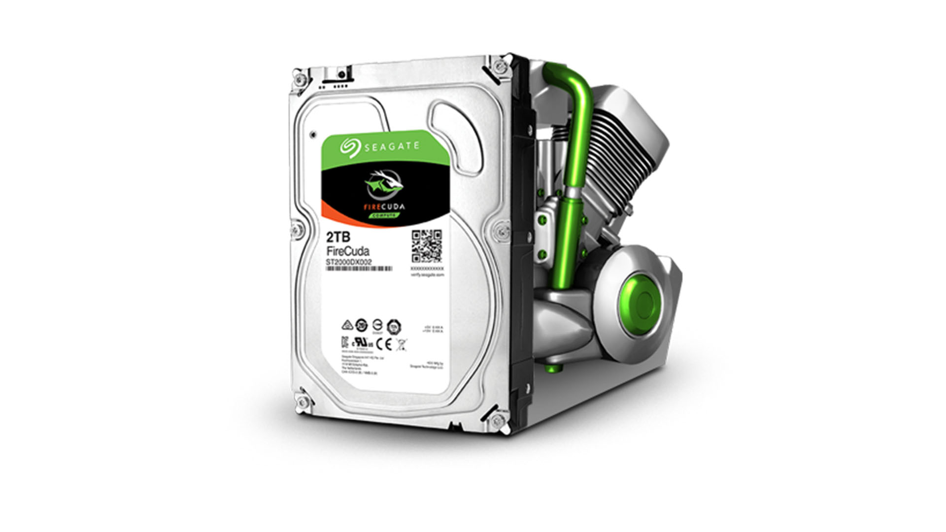 Do it! Put a Seagate FireCuda in your 27