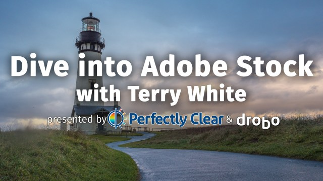 Lightroom Live: Dive Into Adobe Stock with Terry White