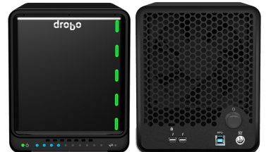 Drobo migration from Drobo to Drobo5D