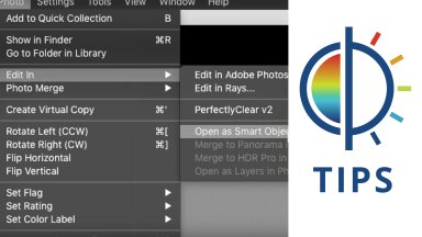How to Apply a Filter to a Lightroom Image Non-Destructively (and Still be Able to Edit)