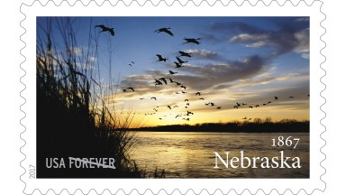 Photographer Featured On New USPS Stamp
