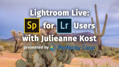 Lightroom Live: Adobe Spark with Julieanne Kost