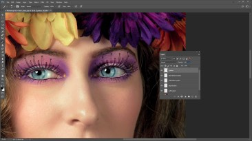 7d-Eyeliner paint